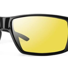Smith Sport Optics Smith Guides Choice Black Polarized Low Light Ignitor