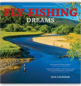 David Lambroughton 2018 Calendar - Fly Fishing Dreams