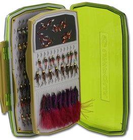 Umpqua Feather Merchants Umpqua UPG HD Walkabout Fly Box Large Olive