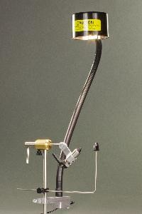 Peak Engineering Peak LED Portable Fly Tying Light with tool holder