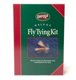 Umpqua Feather Merchants Umpqua Deluxe Fly Tying Kit