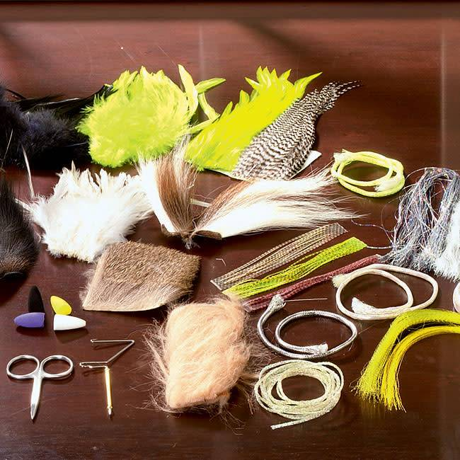 Orvis Orvis Salt Water Fly Tying Kit