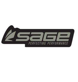 Sage Sage Logo Decal