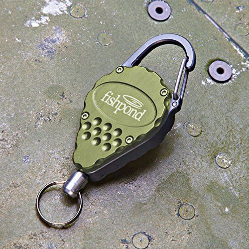 Fishpond Fishpond Arrowhead Retractor - Moss