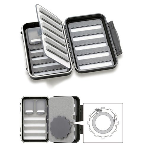 C&F C&F CF-2556N  Waterproof Nymphing Flip Page Fly Box