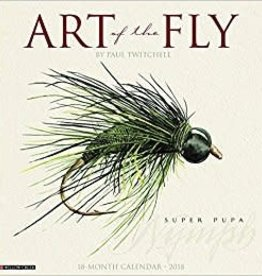 David Lambroughton 2018 Calendar - Art of the Fly 2018