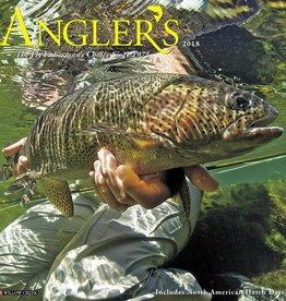 Willow Creek Press 2018 Calendar - Angler's The Flyfishermans Choice