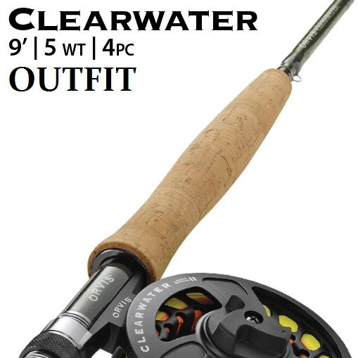 Orvis Orvis Clearwater Outfit