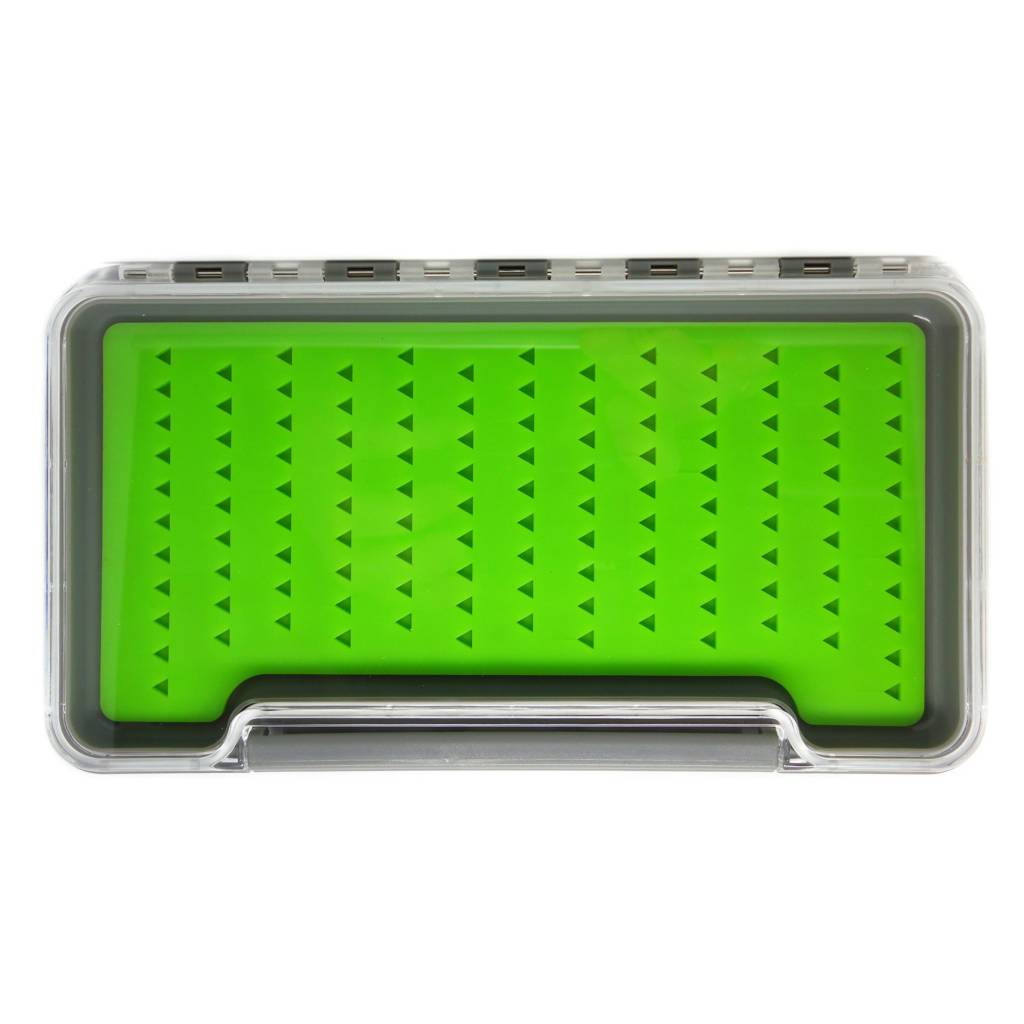 Anglers Accessories Anglers Accessories Silicone Slit Foam Fly Box