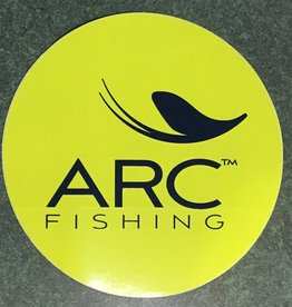 ARC Fishing ARC Sticker - Green