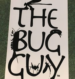 The Bug Guy The Bug Guy Decal