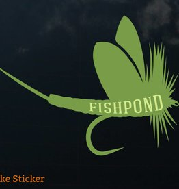 Fishpond Fishpond Drake Sticker