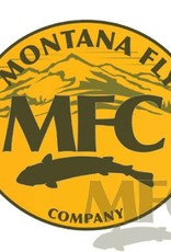 "Montana Fly Co MFC Logo Sticker 5"""