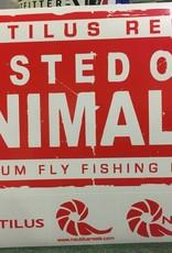 Nautilus Reels Nautilus Tested on Animals Decal Sheet