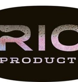 "Rio Products Intl. Inc. RIO Steelhead Sticker 7"" x 4"""