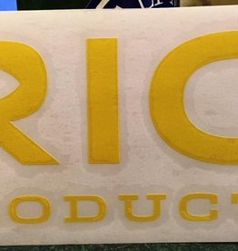 "Rio Products Intl. Inc. Rio Logo Window Decal 7"" x 3"""