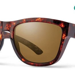 Smith Sport Optics Smith Clark Vintage Havana Frame ChromaPop Polarized Brown Lens