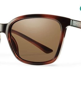 Smith Sport Optics Smith Colette Tortoise Frame ChromaPop Polarized Brown Lens