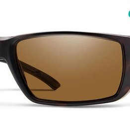 Smith Sport Optics Smith Transfer Matte Tortoise Frame ChromaPop Polarized Brown Lens
