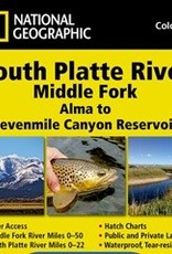 National Geographic Maps Nat Geo Map South Platte River Alma to Elevenmile Canyon Reservoir