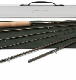 Temple Fork Outfitters TFO Drift Fly Rod 9' 6pc 3wt