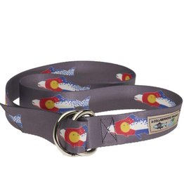 Rep Your Water L.L.P. Rep Your Water Colorado Cutthroat Everyday Belt