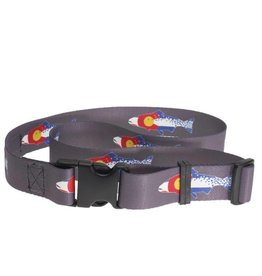 Rep Your Water L.L.P. Rep Your Water Colorado Cutthroat Wading Belt