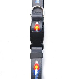 Rep Your Water L.L.P. Rep Your Water Colorado Cutthroat Dog Collar