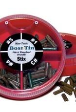 Anglers Accessories Boss Tin 4-Way Stix