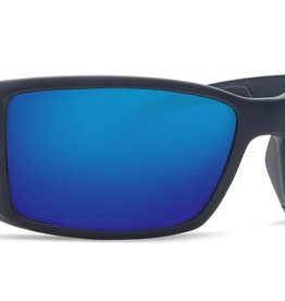 Costa Del Mar Costa Blackfin Midnight Blue Frame Blue Mirror 580G Lens