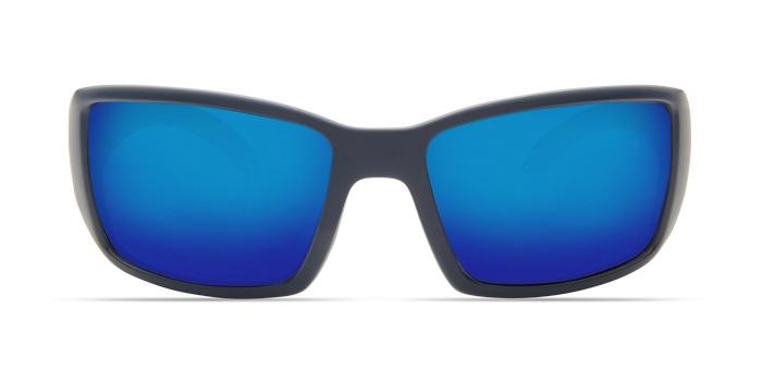 Costa Del Mar Costa Blackfin Midnight Blue Frame Blue Mirror 580G Lens