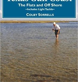Anglers Book Supply Fly Fisher's Guide to Texas Gulf Coast- Softcover