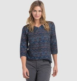 Kuhl Clothing Kuhl Women's Flora 3/4 Sleeve Shirt
