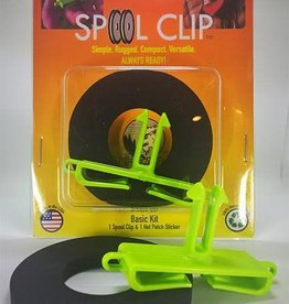 Orvis Tippet Spool Clip - Green