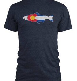 Rep Your Water L.L.P. Rep Your Water Colorado Navy T-Shirt