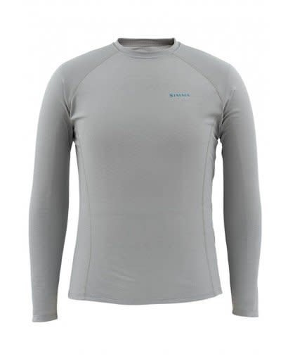 Simms Fishing Products Simms WaderWick Core Crew Neck Coal XL