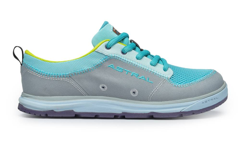 Astral Astral Brewess 2.0 Women Turquoise Gray W8.5