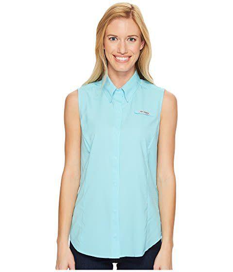Columbia Sportswear Columbia Women's Tamiami Sleeveless Shirt
