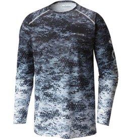 Columbia Sportswear Columbia Terminal Tackle Camo Fade LS Shirt