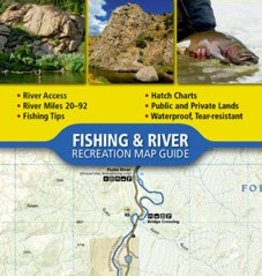Anglers Covey National Geographic Map 2302 - South Platte River -11 Mile to Chatfield