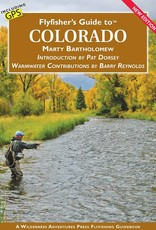 Anglers Book Supply Fly Fishing Guide to the Colorado River by Bob Dye