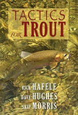 Anglers Book Supply Tactics for Trout by Hafale & Hughes