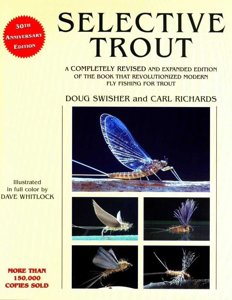 Anglers Book Supply Selective Trout: Revised and Expanded - Softcover