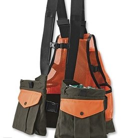 Orvis Orvis Waxed Cotton Strap Hunting Vest