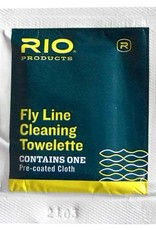Rio Products Intl. Inc. RIO Fly Line Cleaning Towelettes 100ct