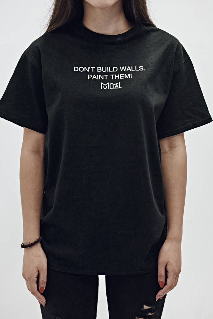 Paint Walls T-Shirt