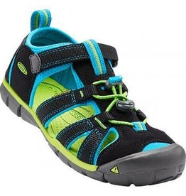 Keen Keen Youth Seacamp II CNX Black/Blue