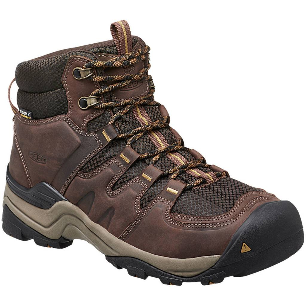 Keen Keen Gypsum Mid Waterproof Coffee
