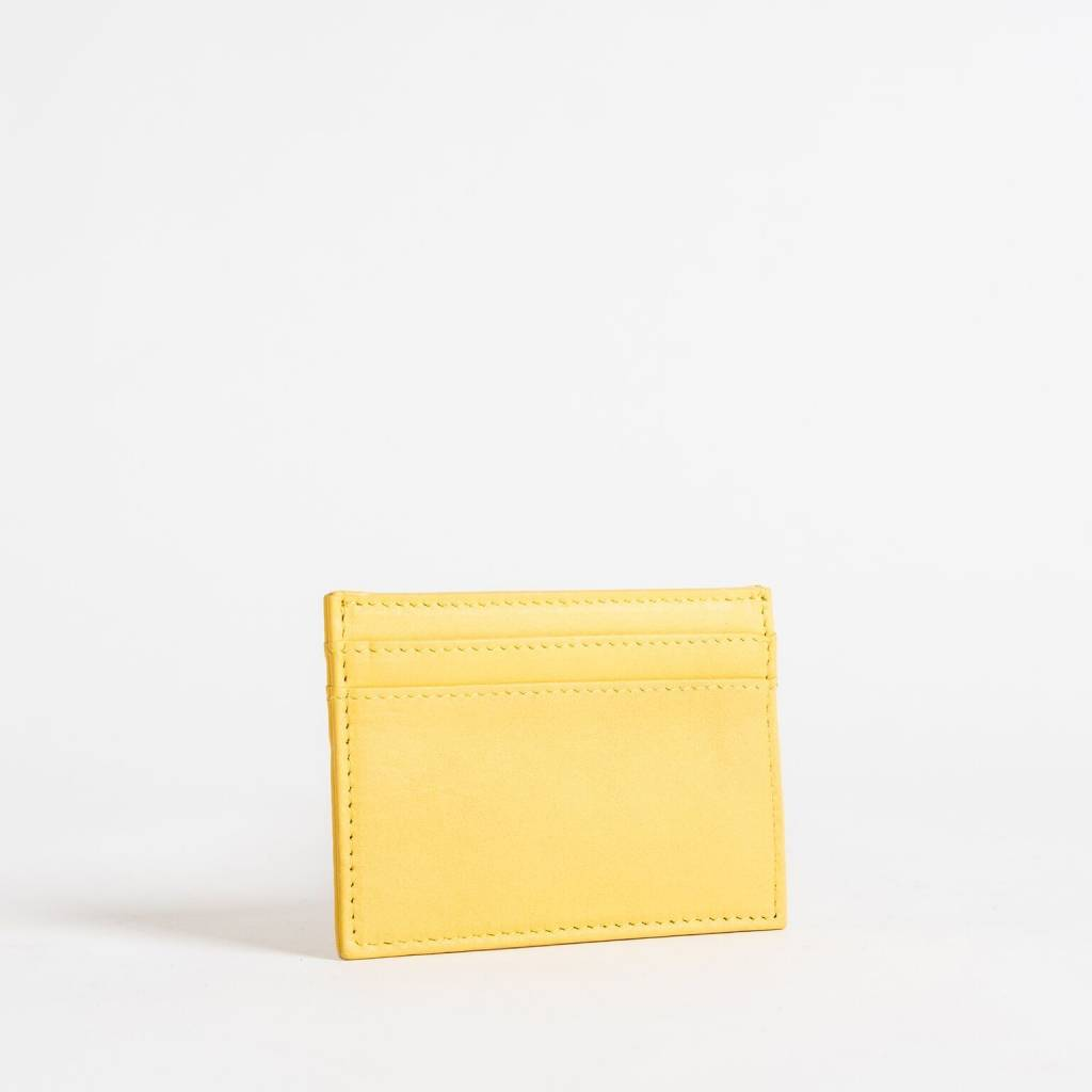 Christopher Kon HX05669 Leather Wallet Yellow