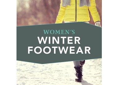 Women's Winter Footwear